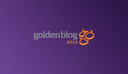 golden blog – live visual